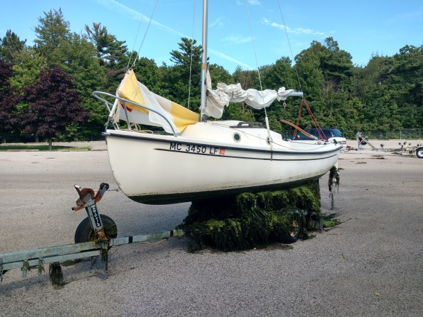 Sailing | Restoring Reverie